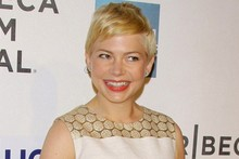 Michelle Williams hits Tribeca Film Festival, MyDaily wants to steal her dress