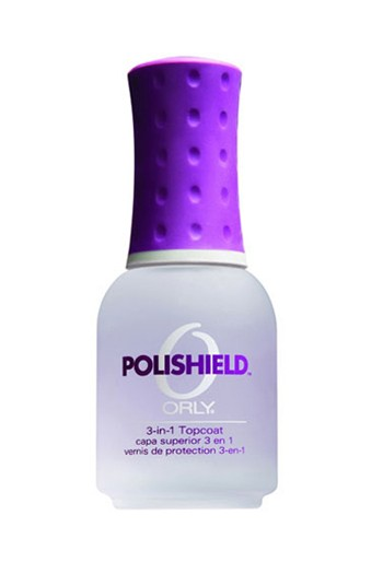 Orly Polishield 3 in 1 Top Coat