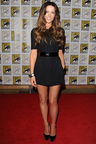 Kate Beckinsale at Comic Con