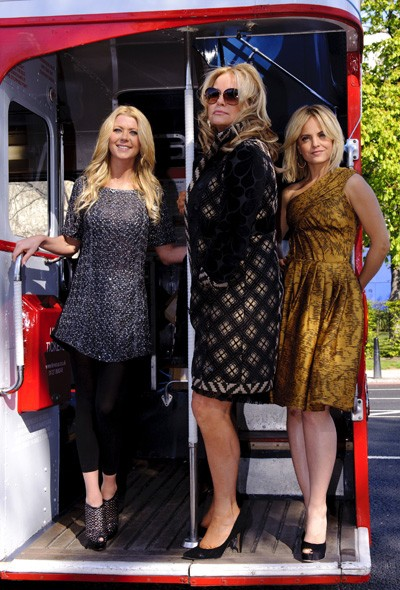 Tara Reid, Jennifer Coolidge and Mena Suvari