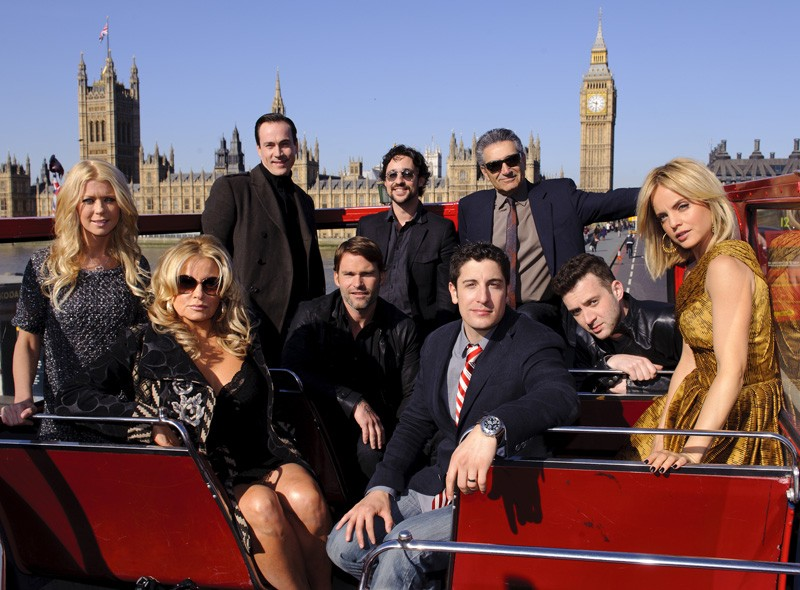 The American Pie cast