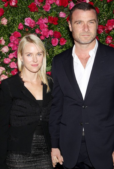 Naomi Watts and Liev Schreiber