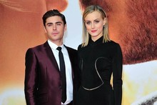 Masterpiece or Disasterpiece: Zac Efron's shiny suit, Taylor Schilling's knitted LBD