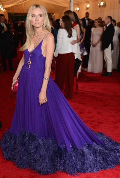 Diane Kruger in Prada