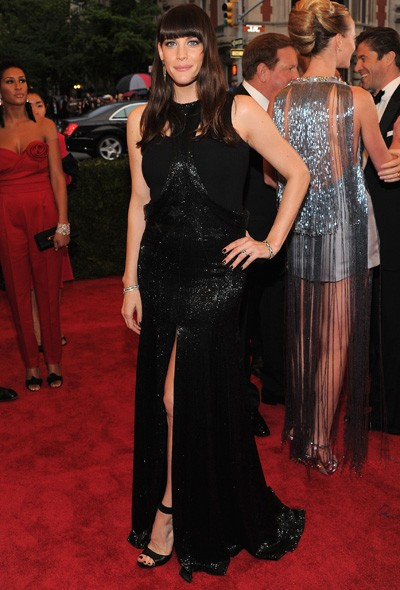 Liv Tyler in Givenchy