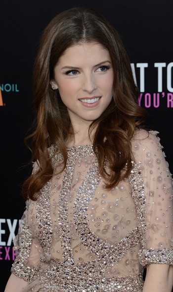 Anna Kendrick at the LA premiere