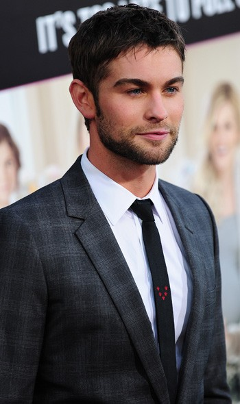 Chace Crawford at the LA premiere