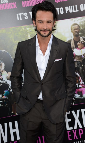 Rodrigo Santoro at the LA premiere