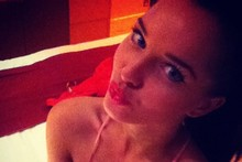 Corrie's Helen Flanagan tweets skimpy outfit after awards