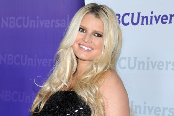 Jessica Simpson checks into hospital - is this the end of the kaftan parade?
