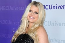 Jessica Simpson gives birth (at last!) :D