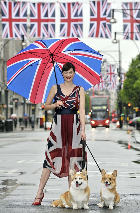Oxford Street Jubilee celebration applauds behind-the-scenes-fashion staff
