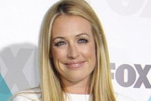 Cat Deeley is pretty in print as she attends Fox upfront