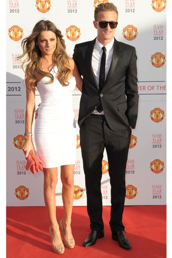 Anders Lindegaard and guest