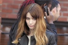Rooney Mara (AKA the amazing chameleon) strikes again!