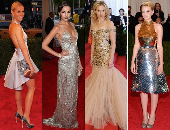 Met Ball 2012 best dressed