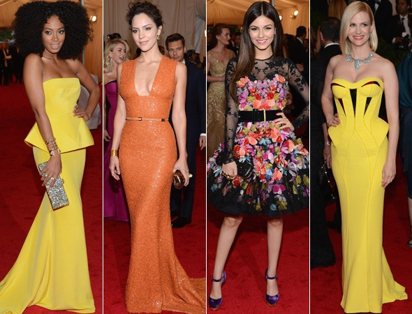 Met Gala 2012 best dressed
