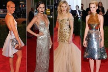 Met Gala 2012: Best Dressed