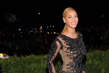 Belle of the ball: Beyonce wows at Met Gala 2012