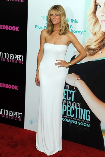 Brooklyn Decker at the New York premiere