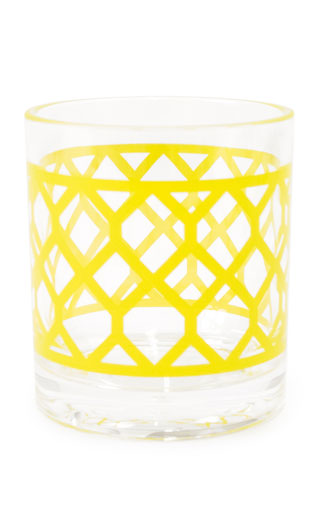 Super chic glass (ok, acrylic)ware