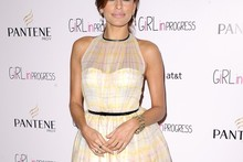 Masterpiece or disasterpiece: Eva Mendes' very large prom dress