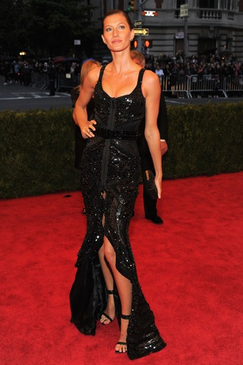Gisele in Givenchy