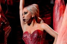 Sneak peek: Lady Gaga recreates 'that' meat dress moment during new tour