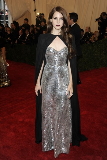Lana Del Rey in Altuzarra