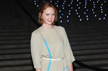 Lily Cole launches cruelty-free makeup with The Body Shop