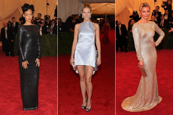 The Met Gala 2012: All the dresses