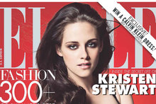 Kristen Stewart gets provocative for Elle's June issue