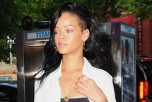 Masterpiece or Disasterpiece: Rihanna's crop-top and baggy trouser combo