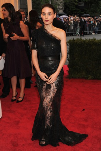 Rooney Mara in Givenchy