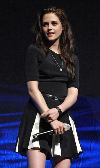 Kristen Stewart at CinemaCon, Las Vegas