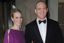 Zara Phillips dresses to impress in glam purple gown