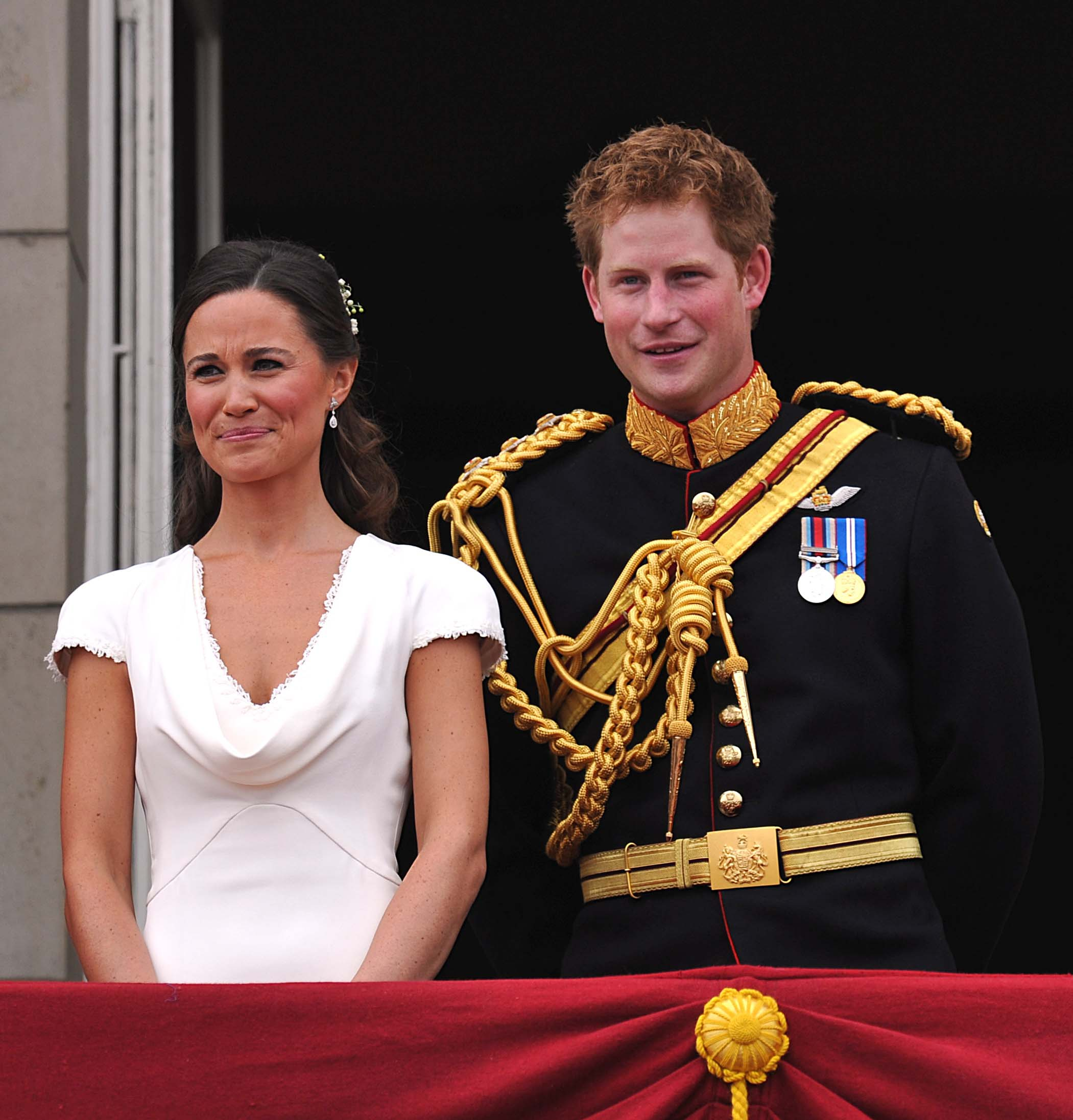 pippa middleton & prince harry to be royal godparents