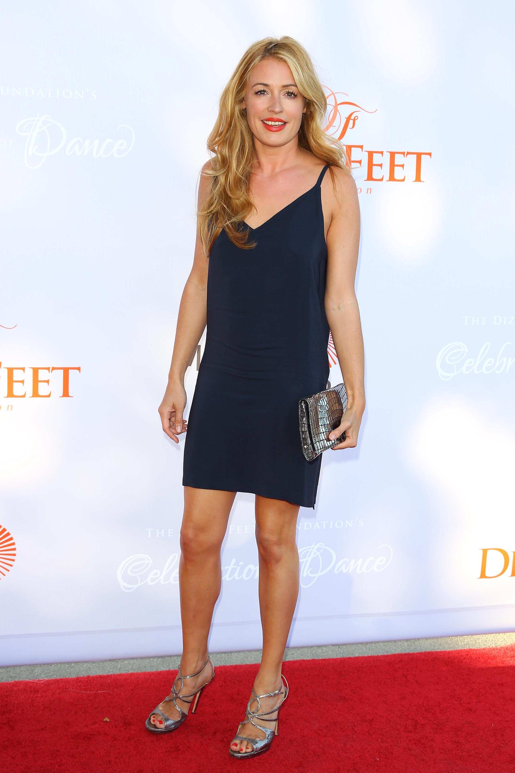 Cat Deeley Shows Off Her Sun-Kissed California Girl Style At Dance Gala
