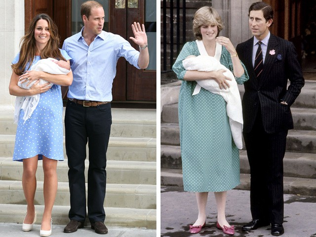 Royal Baby Latest: Duke And Duchess Of Cambridge Introduce The Prince Of Cambridge