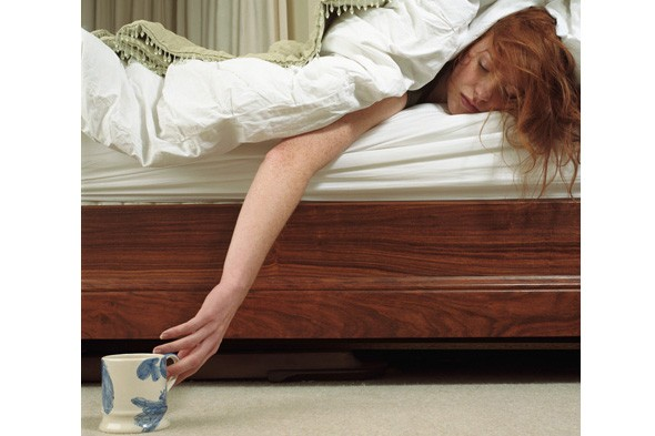 Ten foods to cure a hangover