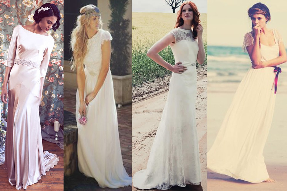 Top 10 indie etsy wedding dress shops for Best stores for dresses for weddings