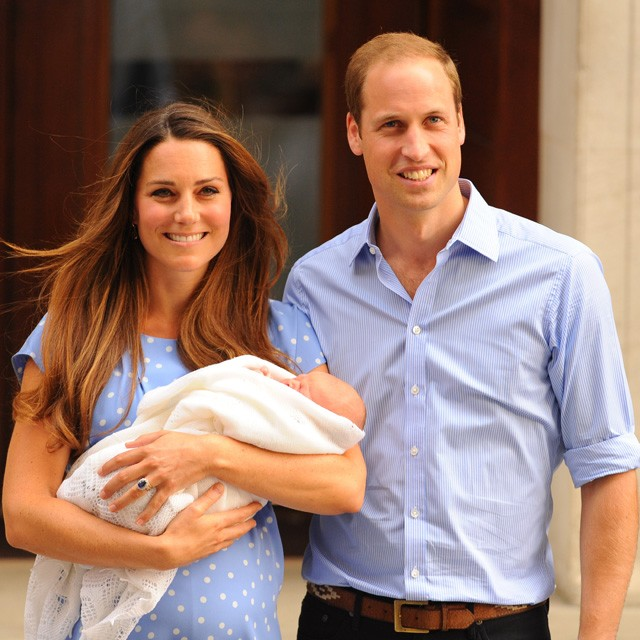 prince charles reveals royal baby's nickname