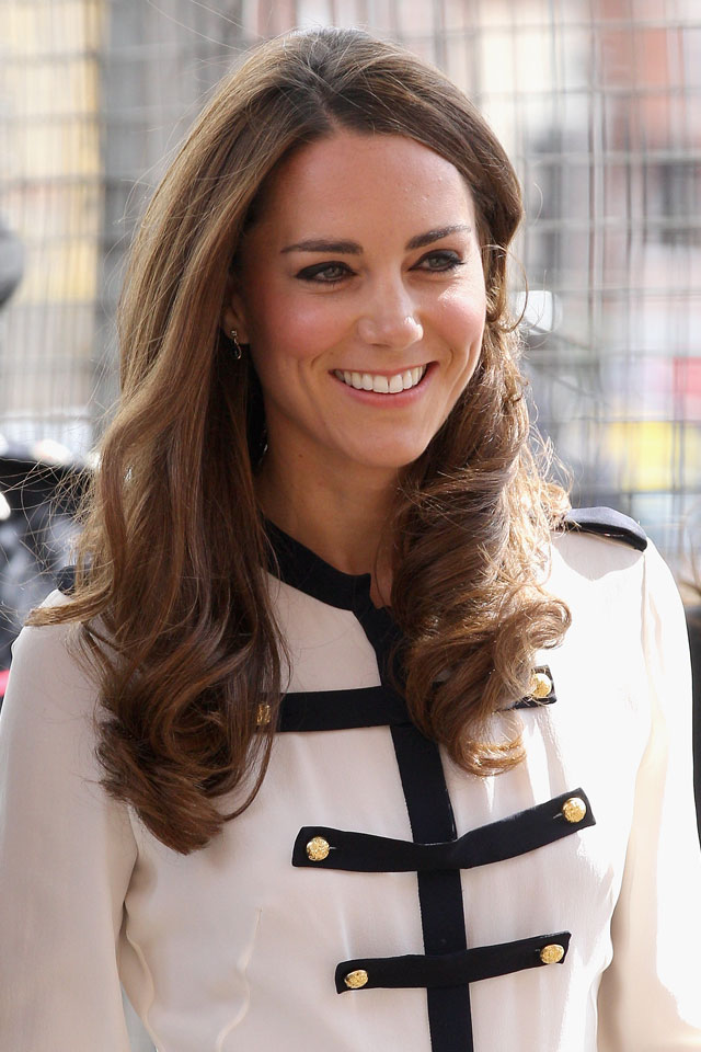 kate middleton due to go back to work