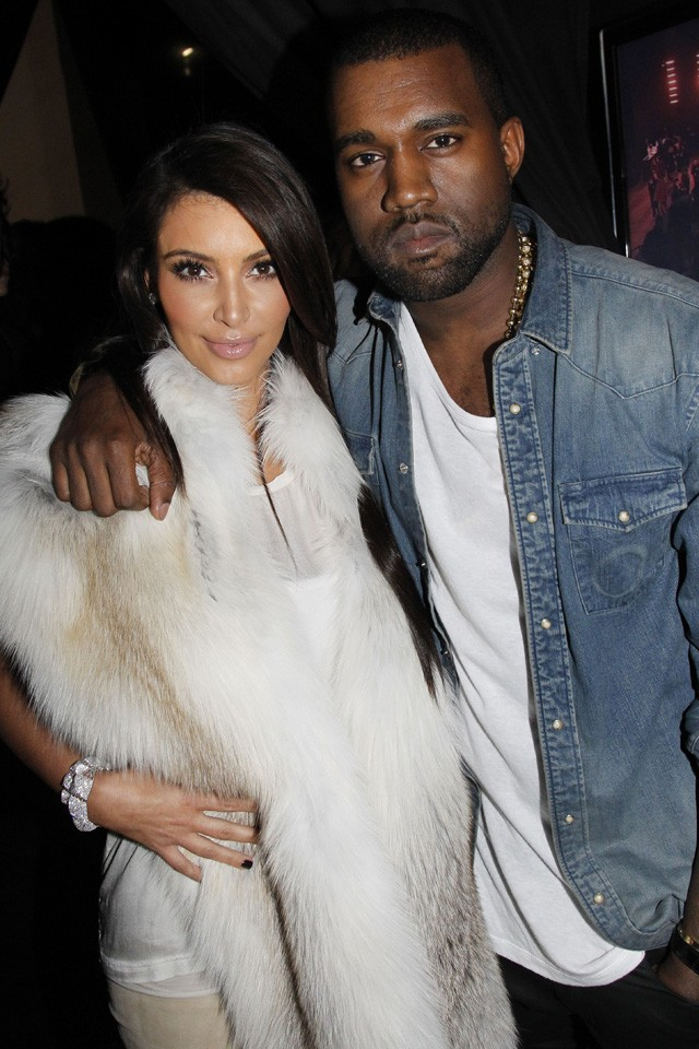 kanye west plans extravagant wedding for kim kardashian