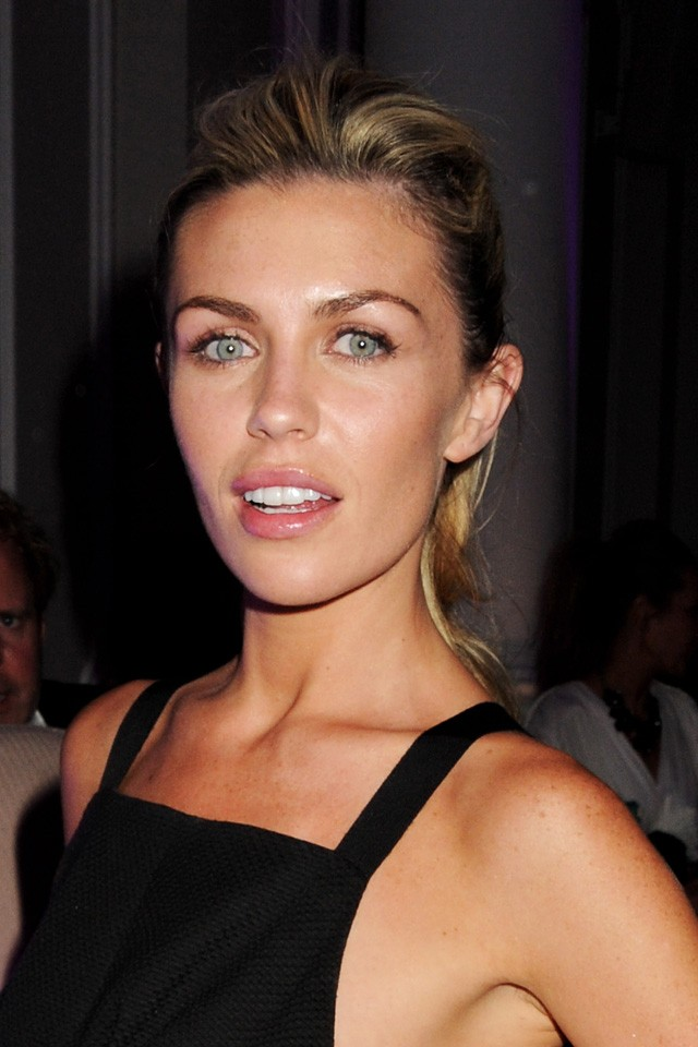 abbey clancy signs up to strictly come dancing