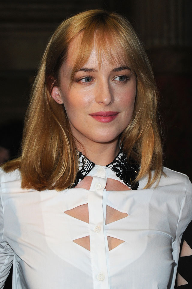 dakota johnson tipped to star in 50 shades of grey