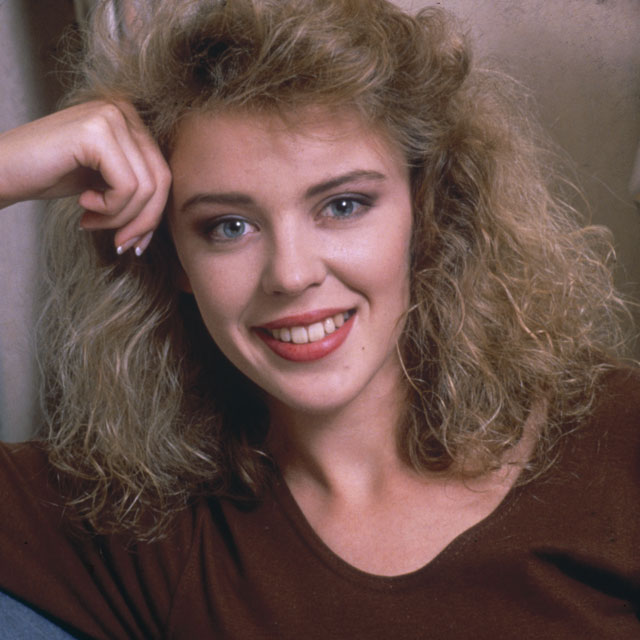 kylie minogue as charlene robinson in neighbours