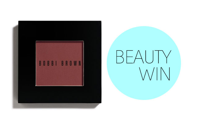 win this bobbi brown blush with today's mydaily beauty win