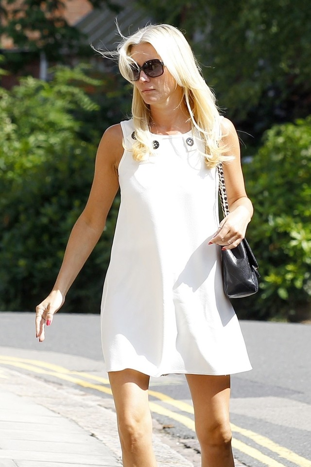 Denise Van Outen Channels Another Post Break-Up 60s Mini
