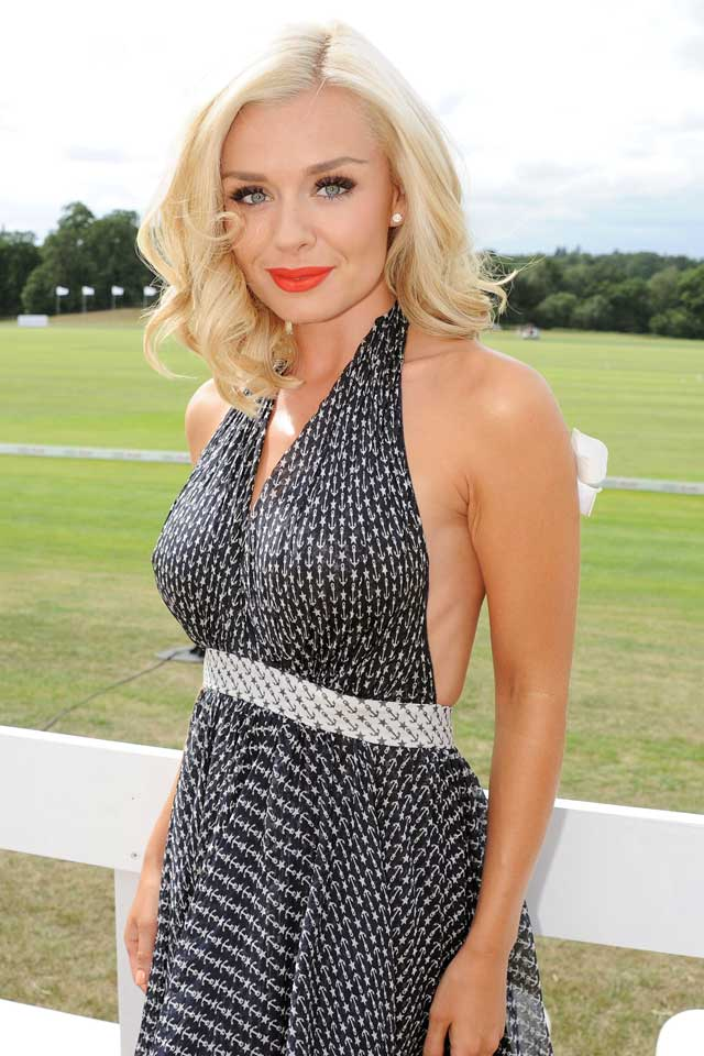 Katherine Jenkins Is Single! Here's What Happened